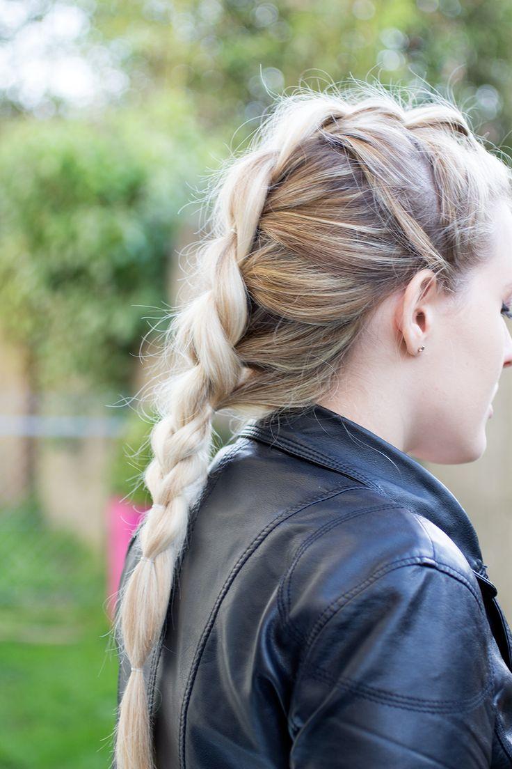 64 Best Tresse Cheveux Images On Pinterest Crochet