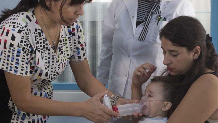 #El sistema de salud, en alerta por el aumento de casos de bronquiolitis en Tucumán - La Gaceta Tucumán: La Gaceta Tucumán El sistema de…