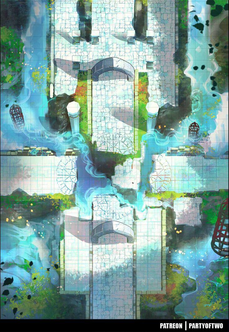 Po2- Dungeon Crossroad