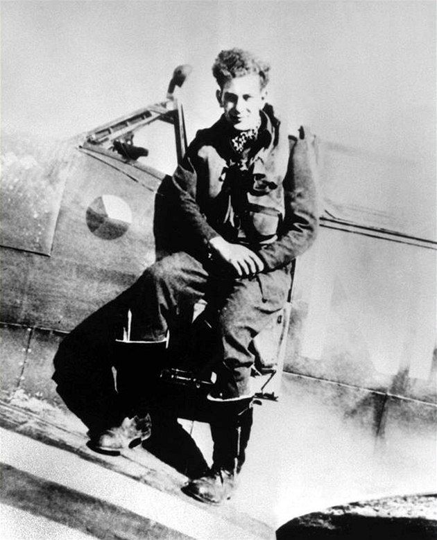 310. Fighter Wing, most successful Czecho-slovak pilot Otto Smik, died in air battle 28.11.1944