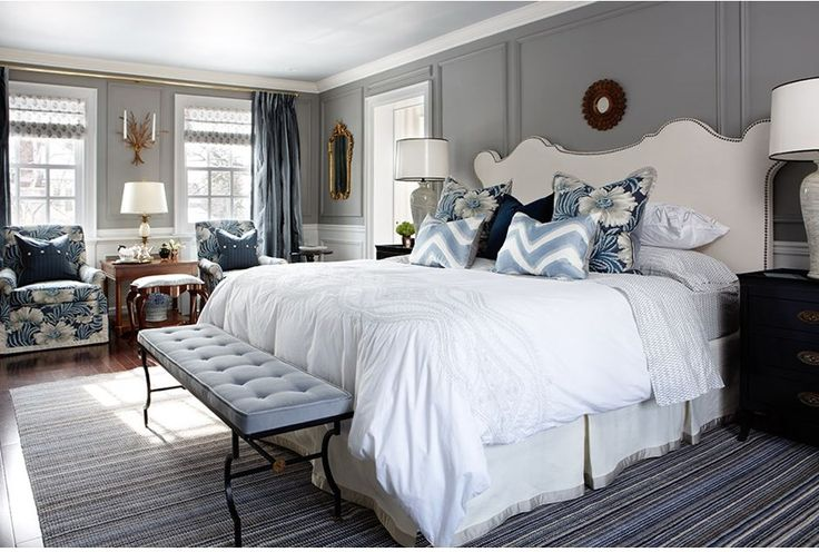 If anyone can design a bedroom that's sophisticated, stylish and makes you want to snuggle up into the covers all at once, it's Sarah Richardson (she's practically immortal, after all). Click through to indulge the genius designer's most beautiful bedrooms of all time so you can impart some of her bedroom magic into your own home.