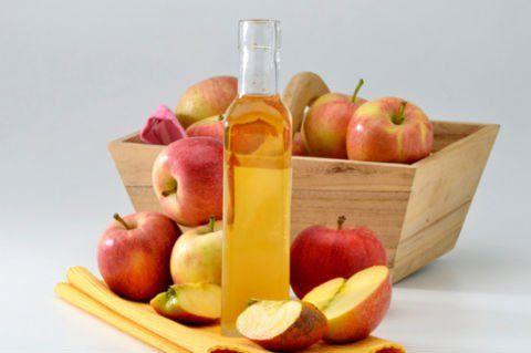 "Kefir d'acqua alla mela, tipo ""sidro"""