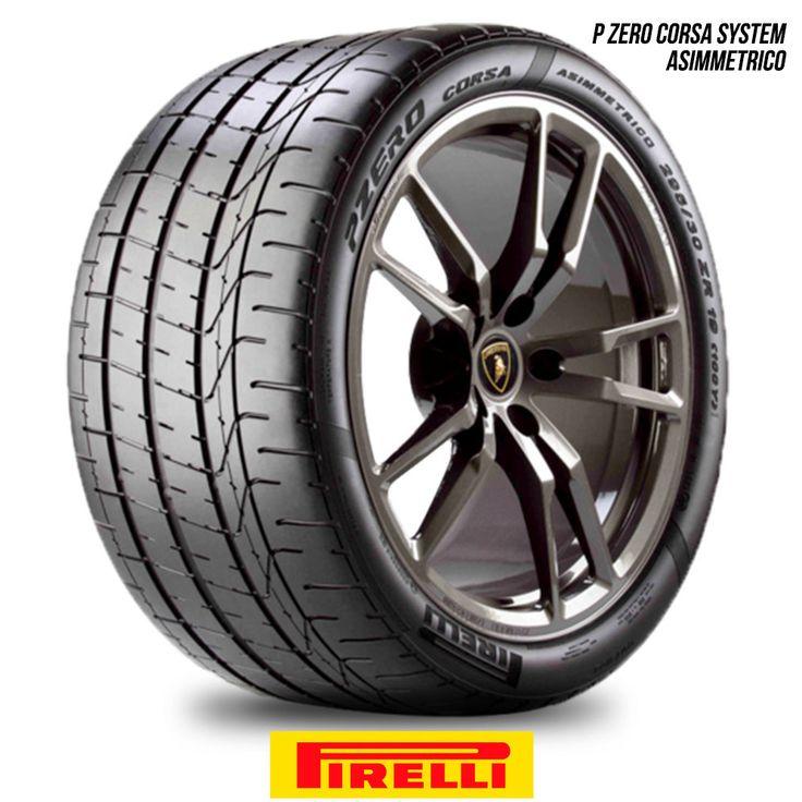 Pirelli P Zero Corsa System Asimmetrico 285/35R19 103Y BW 285 35 19 2853519
