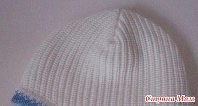 Как у тебя этот шов резинку не растягитвает  Источник: http://www.stranamam.ru/post/10426680/?image=4