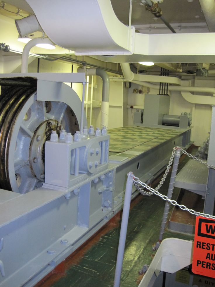 Aircraft Carrier Engine Room: 123 Best Tour Of The Second Deck Images On Pinterest