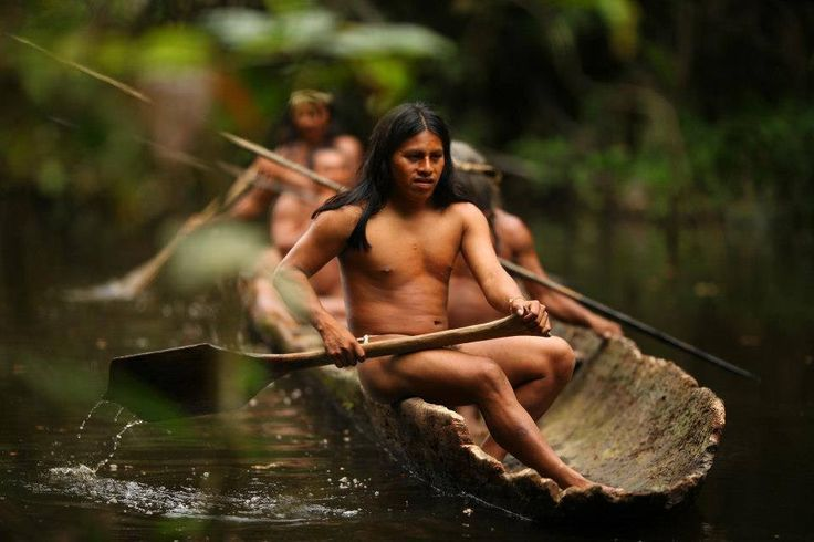Indígenas - Amazônia, Brasil.