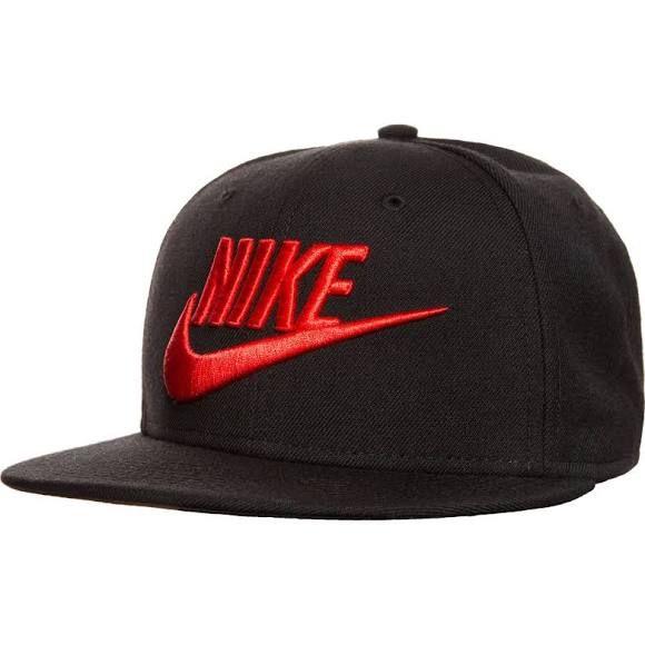 Nike Sportswear Futura True 2 Snapback Cap schwarz Damen/Herren
