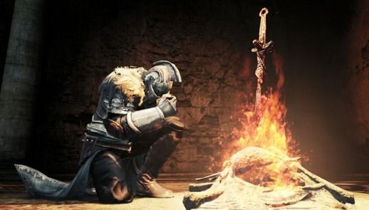 Dark Souls 2 beta footage shows new inventory, nicer animation, jolly co-operation - PC Gamer Magazine