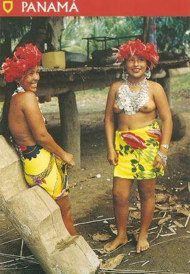My UNESCO World Heritage Postcards: Panama - Darien National Park
