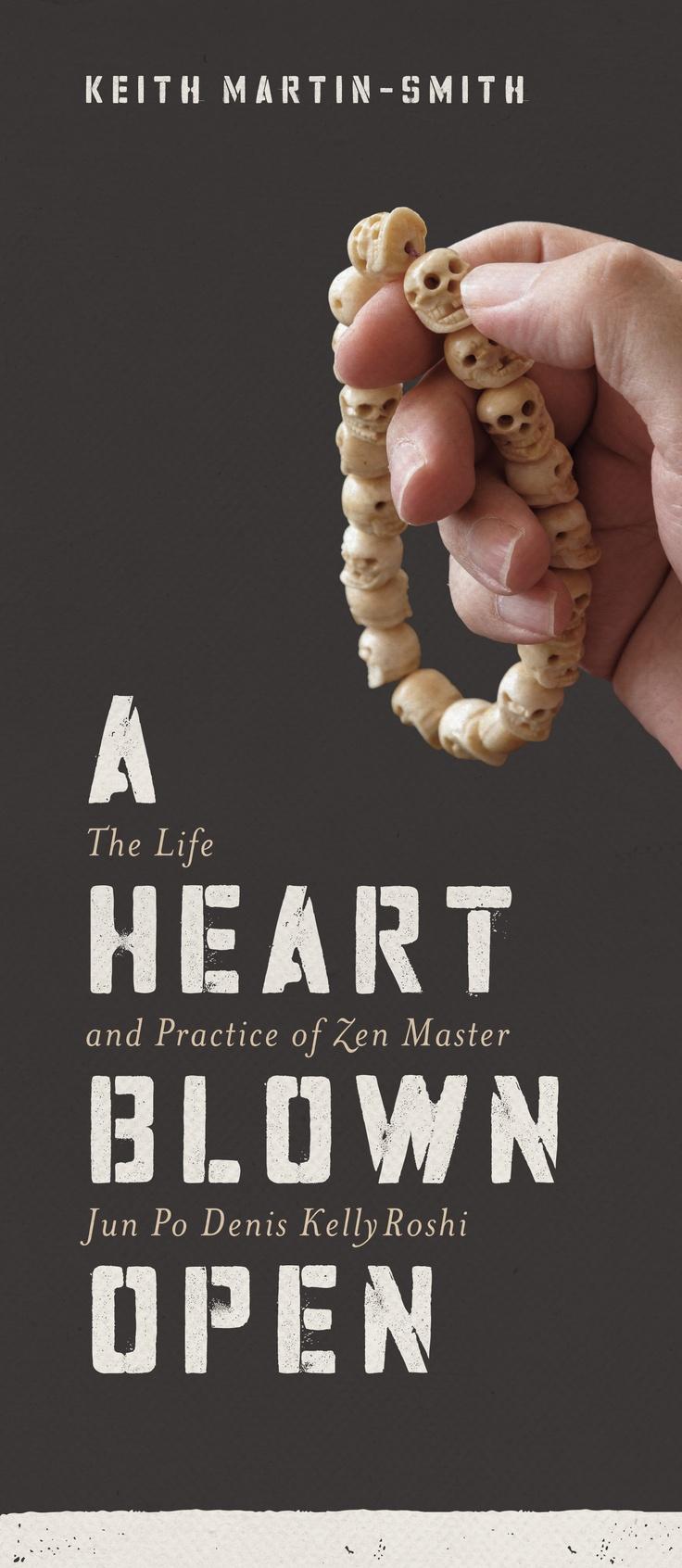 A Heart Blown Open - Keith Martin-Smith