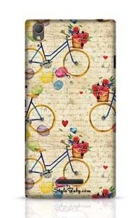 Hand Drawn Watercolor Pattern Sony Xperia T3 Phone Case