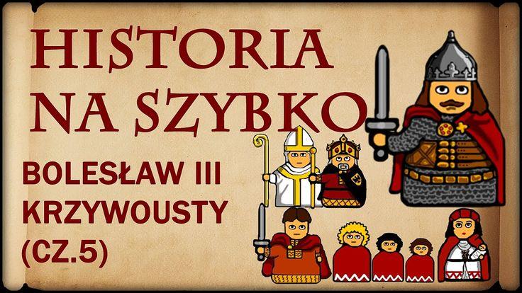 Historia Na Szybko - Bolesław III Krzywousty cz.5 (Historia Polski #20) ...