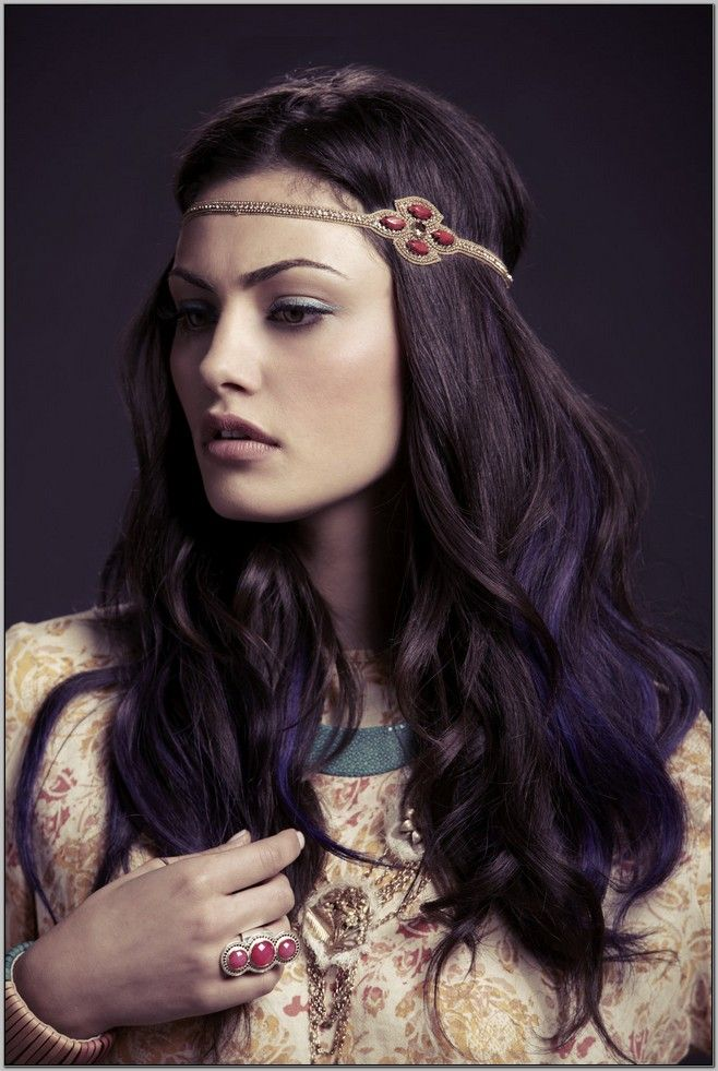 Best 25+ Violet black hair color ideas on Pinterest | Awesome hair ...