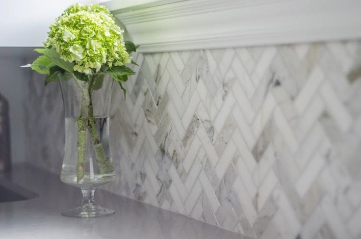 Herringbone marble tiles and herringbone mosaic tiles seem to be appearing a little more in the media right now with the overload of renovation TV, and while some of these products run into the hun…