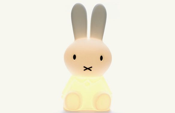 Large Bunny Lamp