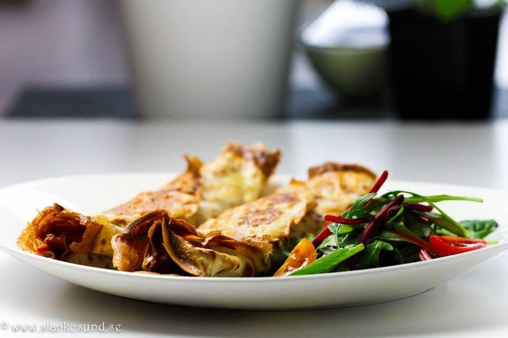 Champinjoncrepes #crepes #crepe #recette #recept #recipe