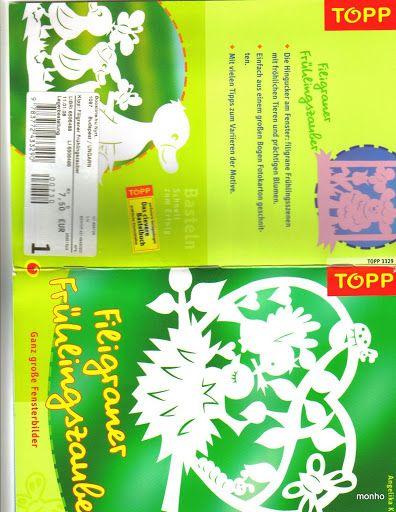 kirigami wielkanocne - Monholeta2 - Picasa Webalbumok