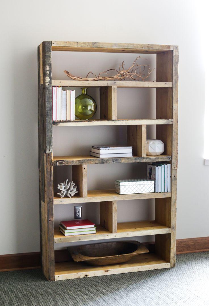 Best 25+ Homemade bookshelves ideas on Pinterest | Book ...
