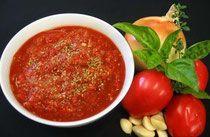 Thermomix TM31 / TM5 Rezepte: Satsebeli - georgische Tomatensauce eignet sich besonders gut für Fleisch -und Nudelgerichte