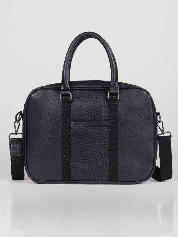 #torba męska #topsecret z kolekcji jesień zima 2014. stylowa torba na laptopa