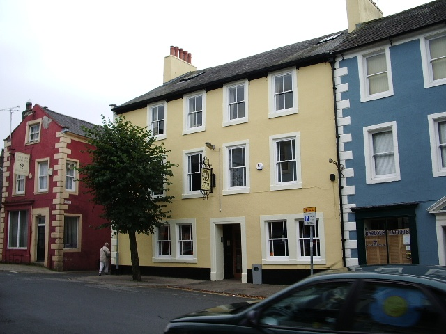 Cockermouth is an attractive market town lying just outside the boundary of the Lake District National Park