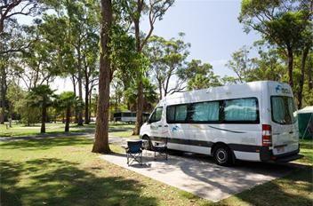 NRMA Darlington Beach Holiday Park, Coffs Harbour, NSW - Holiday Accommodation, BIG4 Holiday Parks