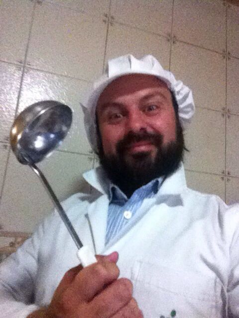 #Hatguy Cooking