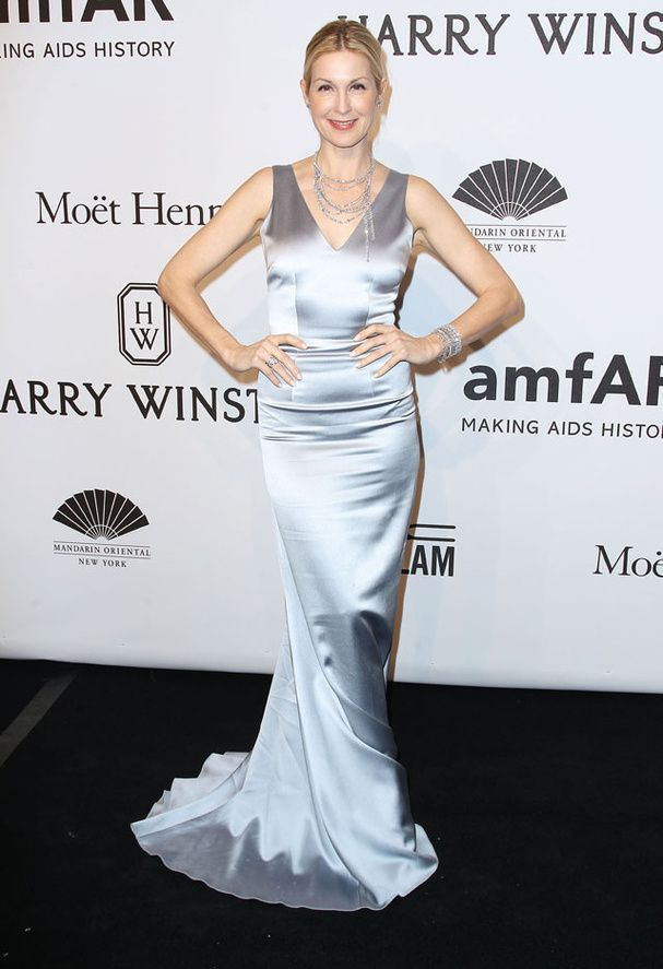 Le gala de l'amfAR à New York - Kelly Rutherford