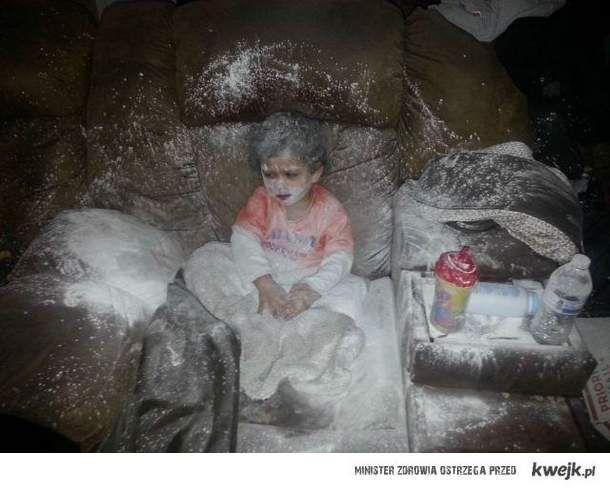 Wychowywanie dzieci to trudne zajęcie