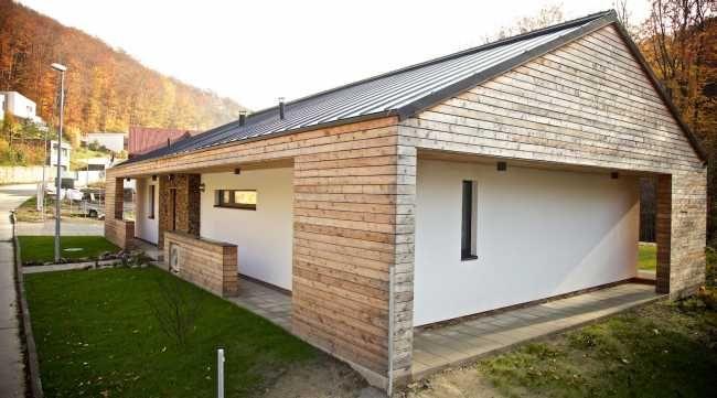 Pasívny dom pre mladú rodinu – rozhovor s architektom | Pasívne domy | Stavby | Architektúra | www.asb.sk