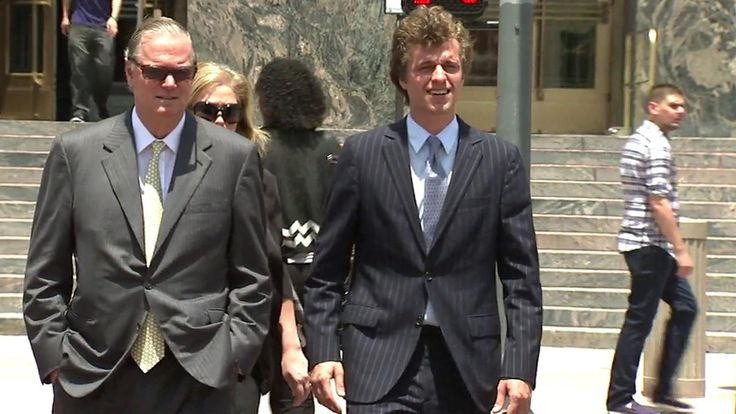 Conrad Hilton arrested in Hollywood Hills for allegedly violating restraining order