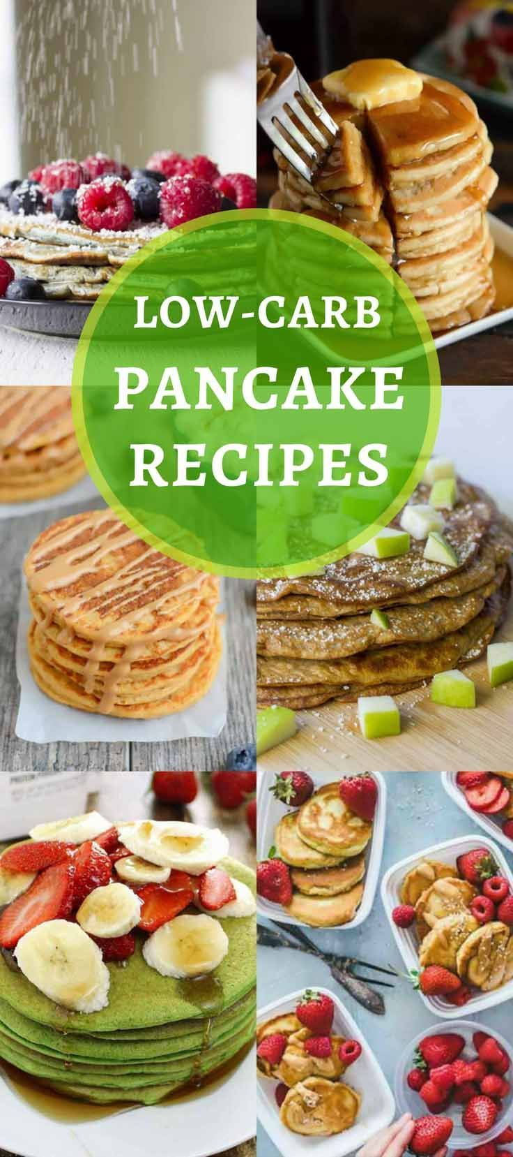8 Diabetes Friendly Pancake Recipes Low Carb Low Carb