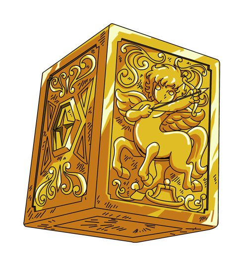 Gold Pandora Boxes | Pandora Boxes | Fanarts by Cerberus_Rack | Pharaon Website