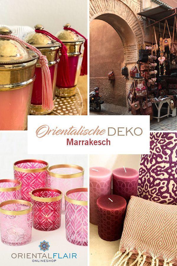 Orientalische Deko Fur Ein Gemutliches Zuhause Oriental Flair In 2020 Orientalische Deko Deko Deko Bastelprojekte