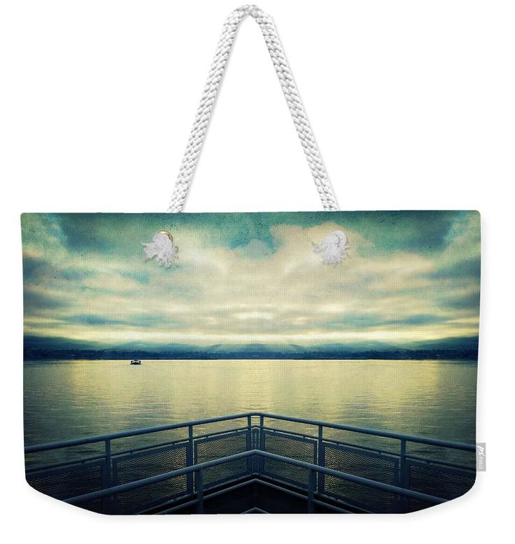 Coming Home Weekender Tote Bag featuring the photograph Coming Home by Micki Findlay