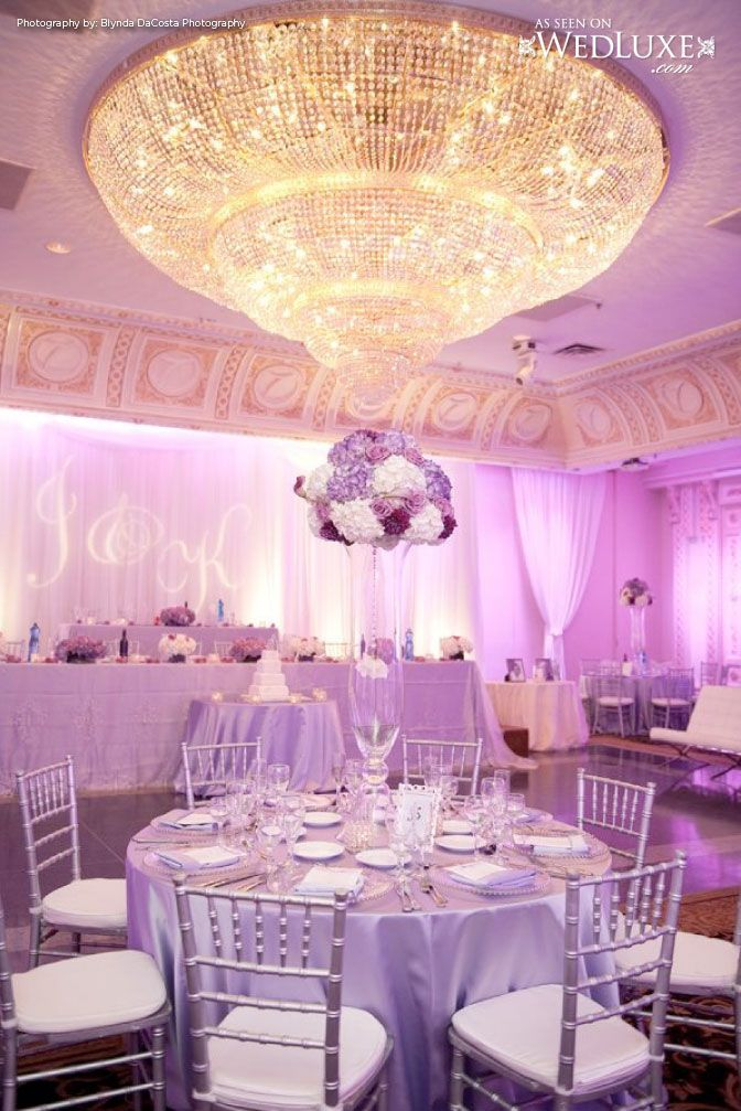 212 best wedding decor ideas images on pinterest wedding decor luxury lavender and silver wedding reception decorations junglespirit Images