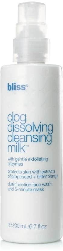 Bliss Clog Dissolving Cleansing Milk