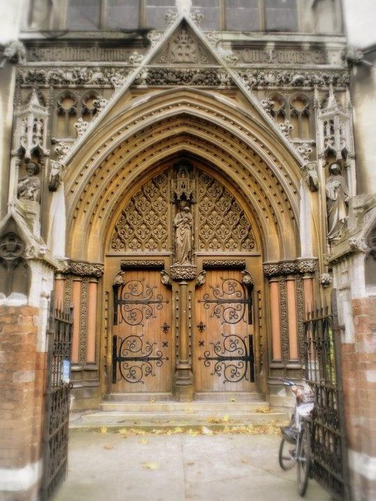 ST Marys Church, Cambridge