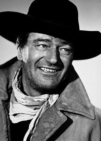 John Wayne from The Searchers
