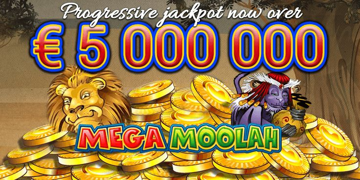 JACKPOT 6,078,249.33 EUROS was won by a player N.C. on 16th January 2017! Will you become the next millionaire on http://bit.ly/esb_mega_moolah?