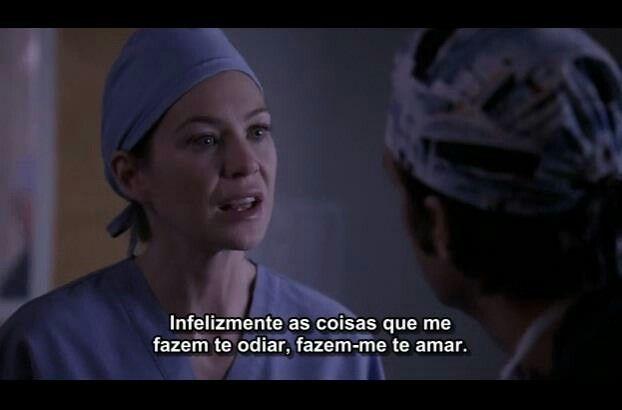 Meredith e Derek ❤