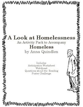 homeless essay by anna quindlen