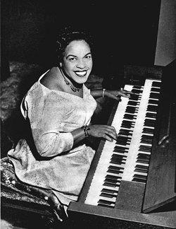 OK, a Righteous Sister: Winifred Atwell – 1st piano instrumental #1 in the UK charts, 1st black artist to sell 1M records, 1st black artist to have a #1 UK chart single. Her deal with Decca resulted on sales of 30,000 discs a week.