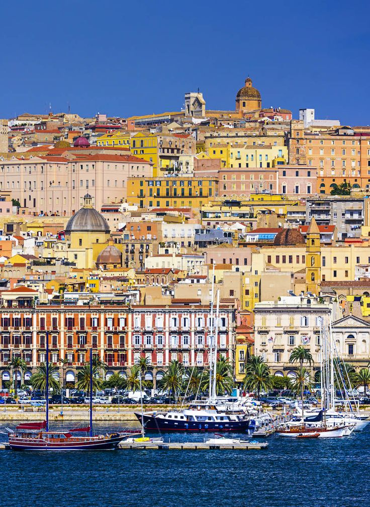 Cagliari, Sardinia, Italy   |  45 Reasons why Italy is One of the most Visited Countries in the World
