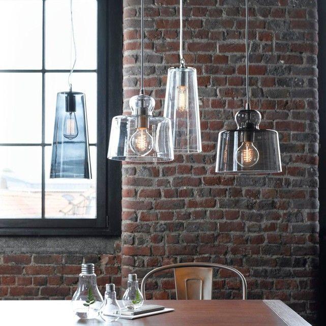 les 25 meilleures id es de la cat gorie lampe en verre transparent sur pinterest luminaire. Black Bedroom Furniture Sets. Home Design Ideas