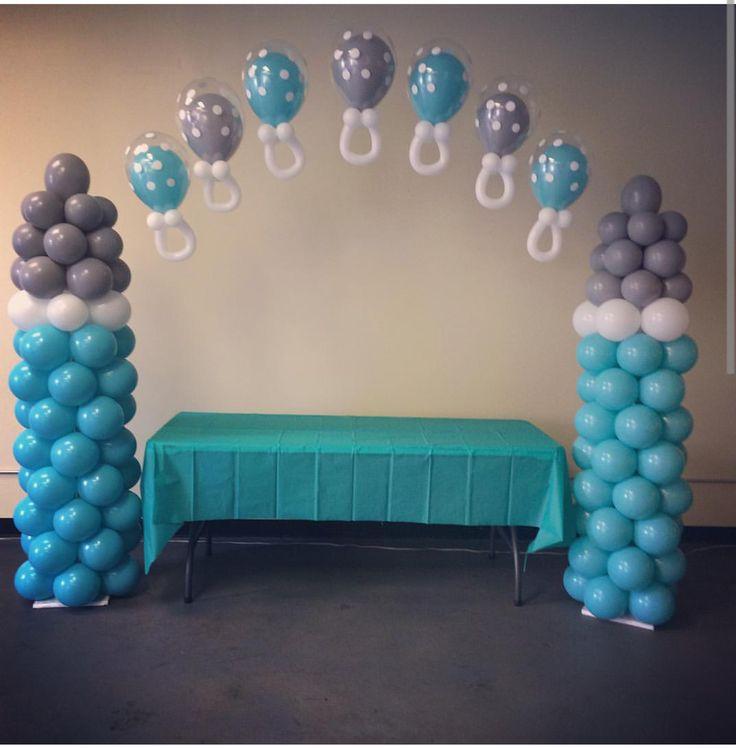 20 best Elephant baby shower balloons images on Pinterest