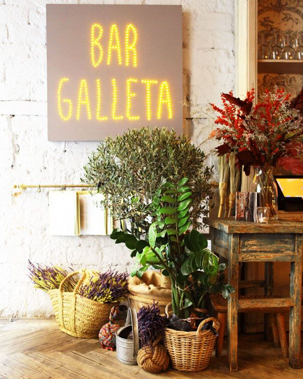 Bar Galleta en Madrid - Tendencia Cool
