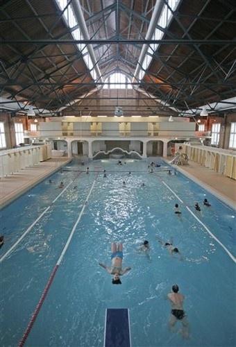 Zuiderbad, go for a swim!