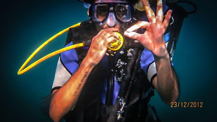 Deep Dive #GrabYourDream #Adventure #Travel #Contest