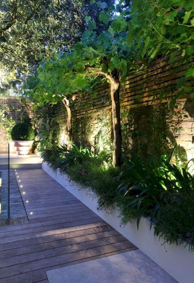 Low maintenance small backyard garden ideas (6)